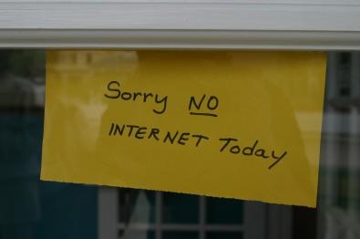 Hoy sin Internet