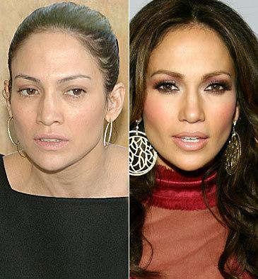 Dayanara Torres Jennifer Lopez on Dayanara Torres