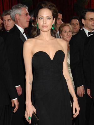 Angelina Jolie en Lorraine Schwartz