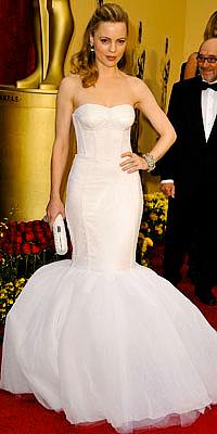 Melissa George en Dolce & Gabbana