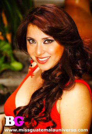 Huehuetenango, Mariela Saucedo