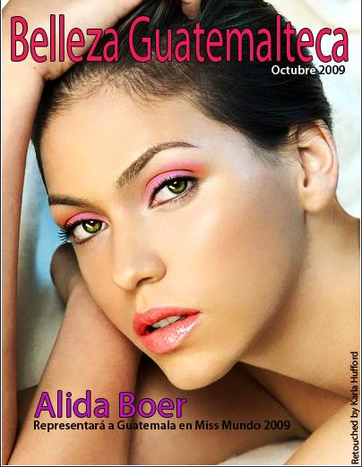 Alida cover